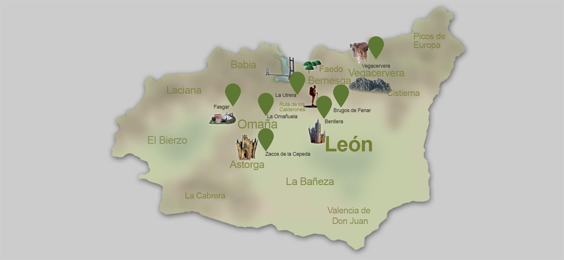 mapa-león